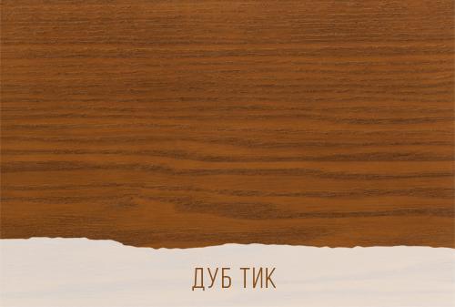 Дуб Тик